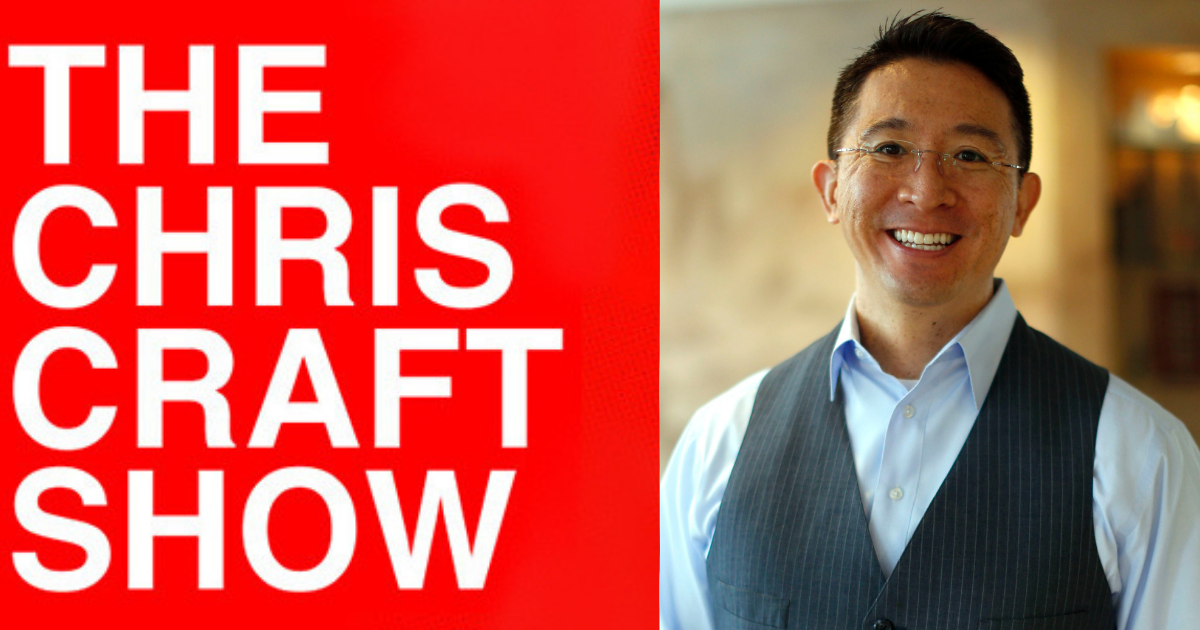Dr. Christopher Yuan - Chris Craft Show - 32